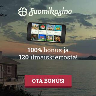 Suomikasino Joulu 2020